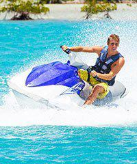 Hawaii Jet Ski Tours can be found on Oahu and Maui.