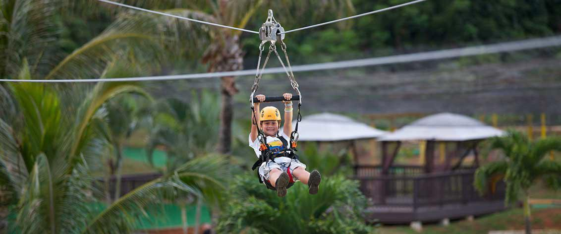 Zipline Oahu Tours are super exciting.