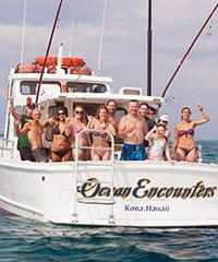 Private Sport Fishing or Fish-Snorkel 'Charter 1'