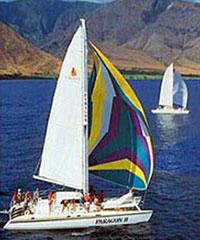 Paragon Lahaina to Lanai Snorkel with Picnic  - Paragon Sailing Charters