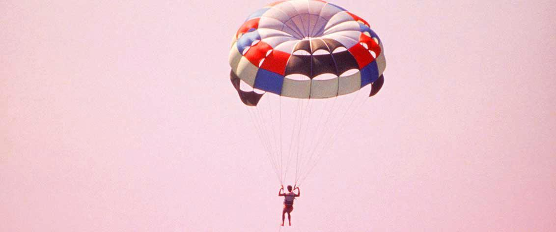 Big Island Parasail rides occur year round.