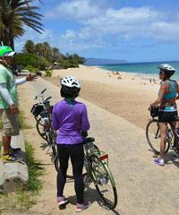 Explore The North Shore - Pedal Bike Tours