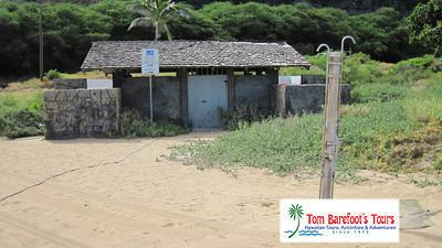 Amenities at Polihale Beach