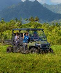 Off Road Adventure - Princeville Ranch Adventures