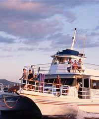 Sunset Dinner Cocktail Cruise - Pride Charters