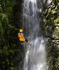 Private Rappelling Tours