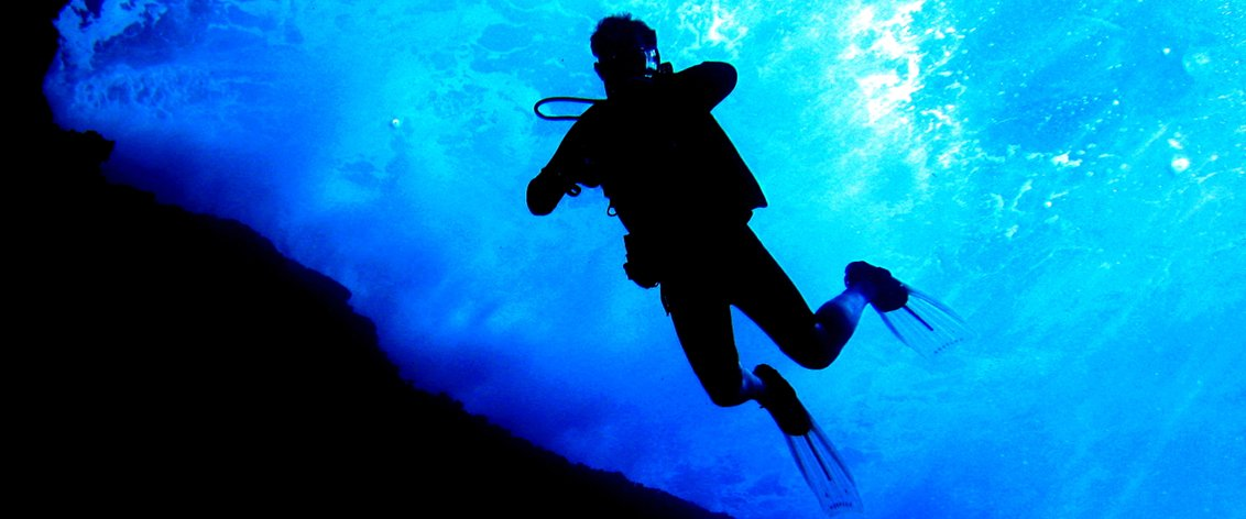 Maui scuba dives are famous in Hawaii.