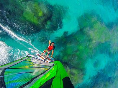 Maui, the World's Windsurfing Capital