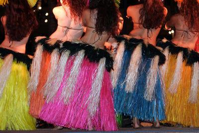 The Modernization of the Traditional Art of Hula Dancing.