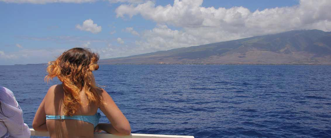 Sightseeing Boat Tours on Maui