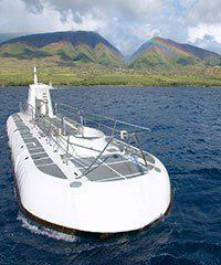 Submarine And Glassbottom Boat Tours