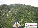 Travel Blog #147 - Ziplining OVER Akaka Falls?