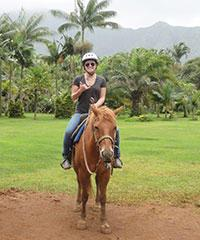 Tropical Trail Adventure - Silver Falls Stables