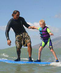 Surfing Lessons - Kihei Surf School