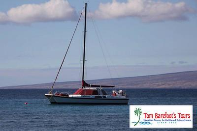 sunset sail with mauna lani sea adventures