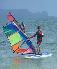 Windsurf School 3 or 5 Day Course