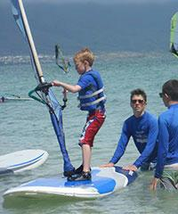 Windsurf-Beginner Lesson