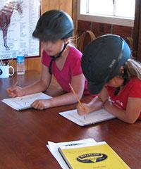 Youth Horsemanship Day Camp
