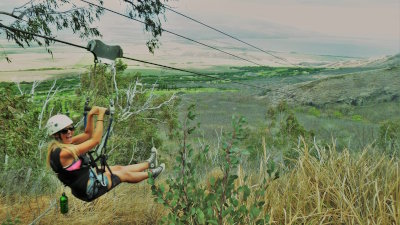 The Origin of Hawaii Ziplines dates back 1000's of years!