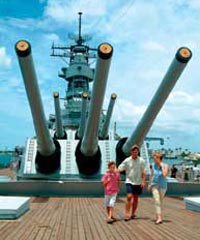 Admission - Mighty Mo Pass - Battleship Missouri